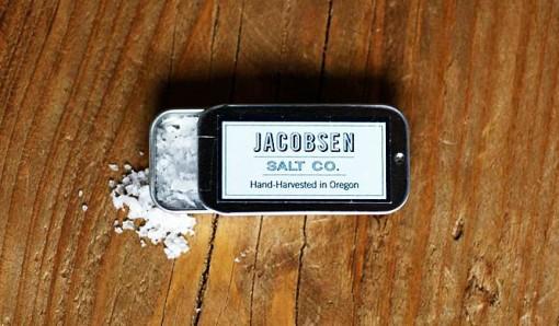 話題のグルメ塩「ジェイコブセンソルト」が日本初上陸