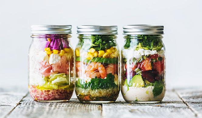 jar-salads