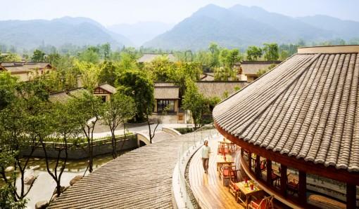 「シックスセンシズ青城山」が中国・四川省にオープン