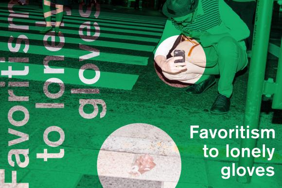 クスっと笑えるLOVEがある東京的偏愛生活 〜片手袋編|Favoritism to lonely gloves_1