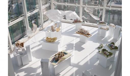 『フランク・ゲーリー/Frank Gehry パリ-フォンダシオン ルイ・ヴィトン 建築展』