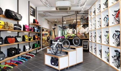 ブロンプトンが代官山に日本2号店をオープン