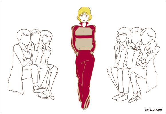 タッキーファッション「GO」「OUT」ブランド選手権!|Tacky Fashion
