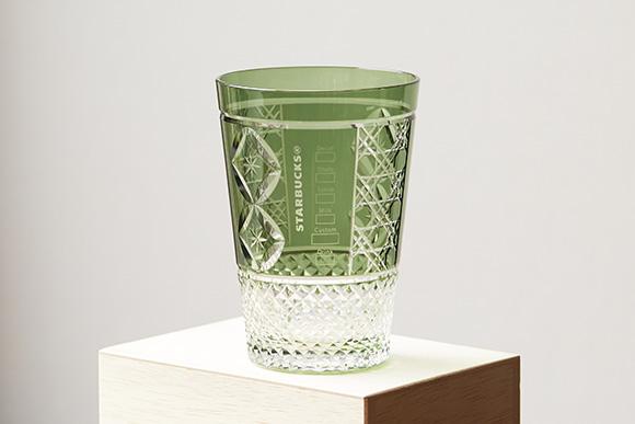starbucks,cut glass,スタバ,スターバックス,江戸切子