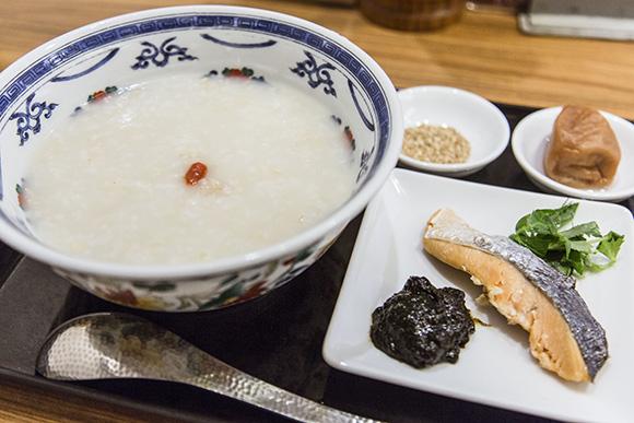 おかゆと麺のお店 粥餐庁(カユサンチン)