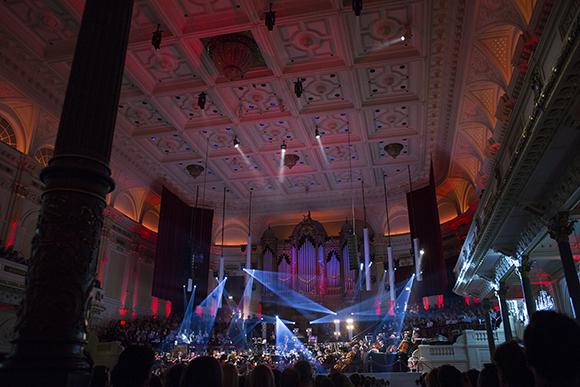 Jeff Mills; Robeco; Concertgebouw; 2016