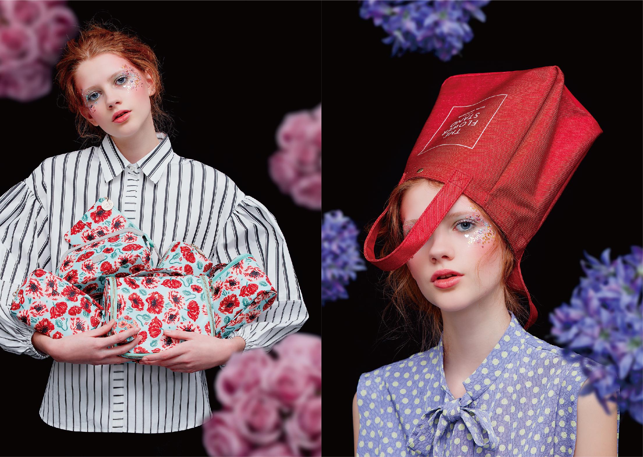 KEITA MARUYAMAの新たなブランド「THE FLOWER STAND_KEITA MARUYAMA」新作コレクション発表!