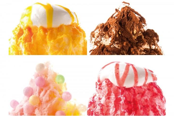 4月1日、新感覚かき氷専門店「KAKIGORI CAFE&BAR yelo」3周年記念イベント開催!かき氷が全メニュー無料!