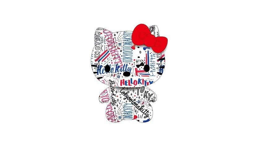 ロフト×キティ「TOKYOOTONAKITTY」第2弾が3月25日より発売