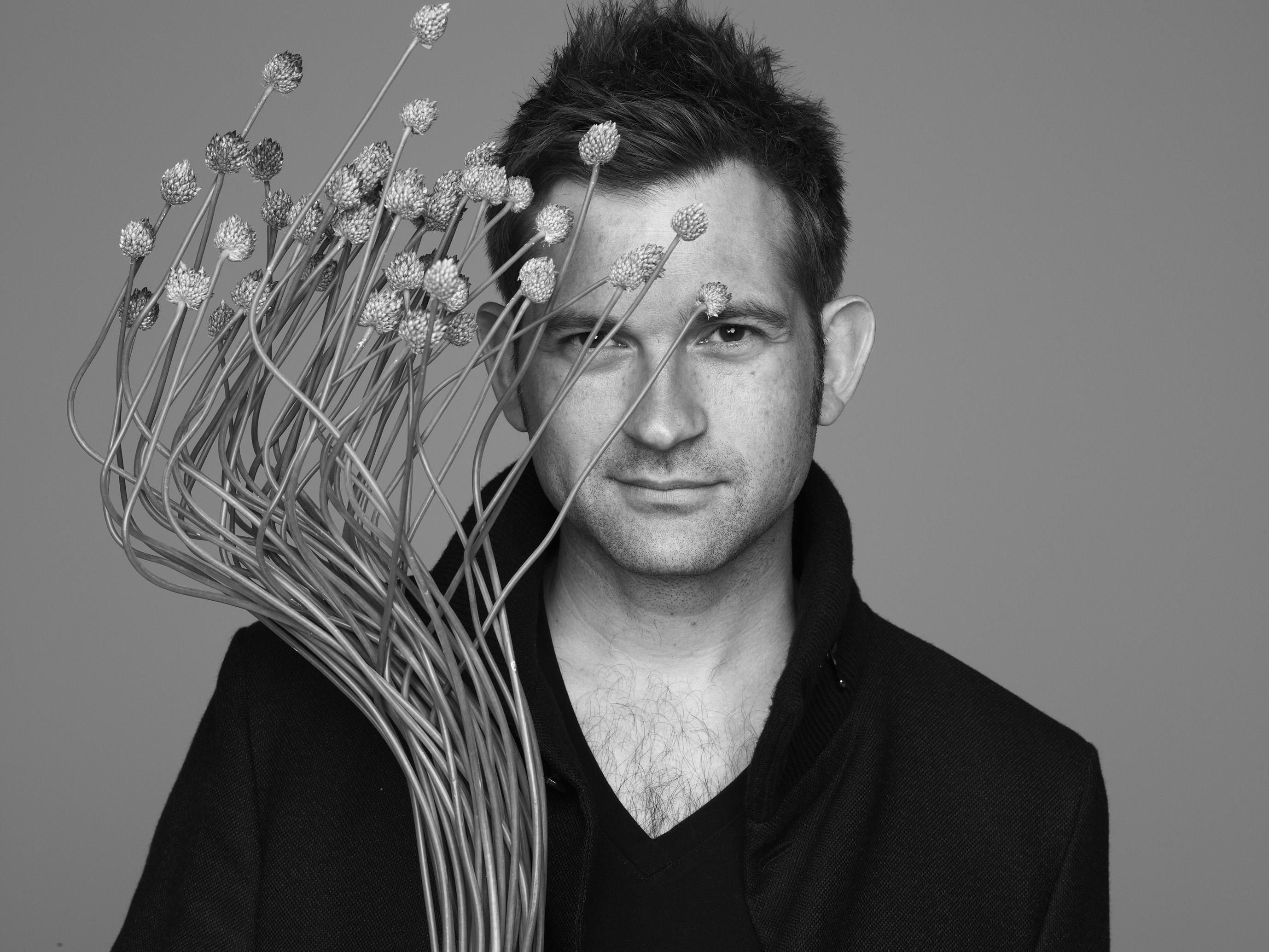 [招待券プレゼント]フラワー・アーティスト ニコライ・バーグマンとデンマークのモダンアート展が4/13よりスタート<応募締切4/10>