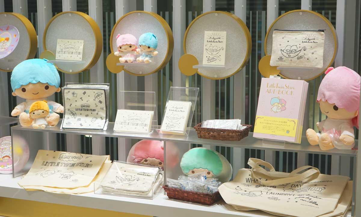 渋谷ヒカリエに、大人なキキ&ララカフェがGW期間限定で登場