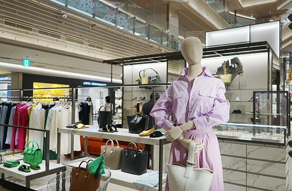 GINZA SIXに、大丸松坂屋より新しいライフスタイルを提案する「SIXIÈME GINZA」「Artglorieux GALLERY OF TOKYO」登場