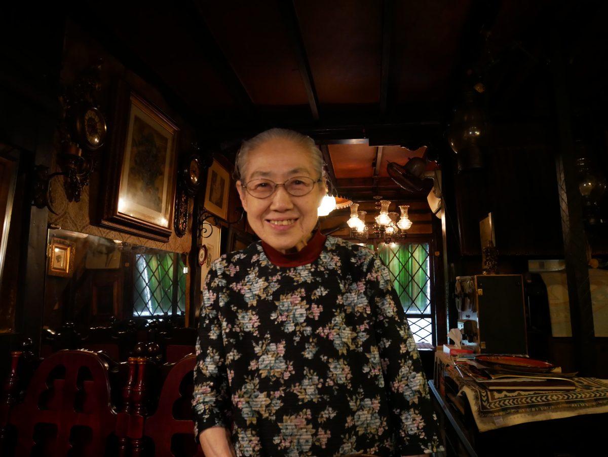 邪宗門のママ 風呂田和枝さん