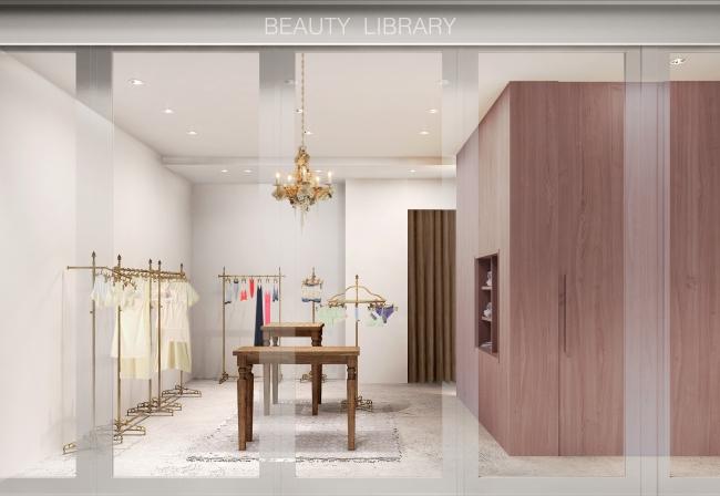 オーガニックアンダーウェアのスペースが、BEAUTY LIBRARY青山店に6月1日よりオープン!