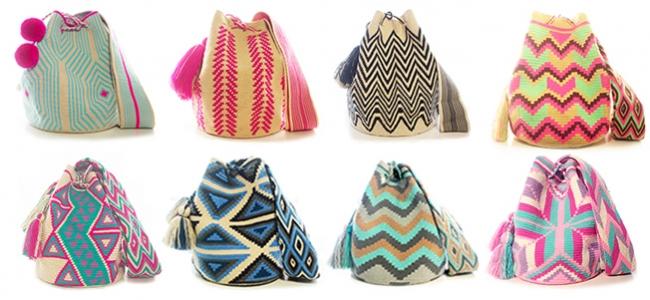 コロンビアの若き女性が立ち上げ!手編みワユーバックブランド『Chila Bags』日本初上陸!