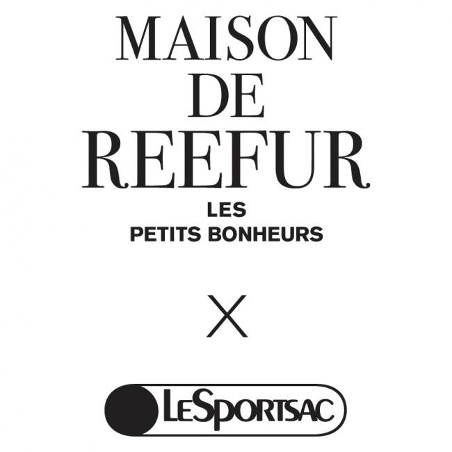 MAISON DE REEFUR×LESPORTSACのスペシャルコラボレーション!