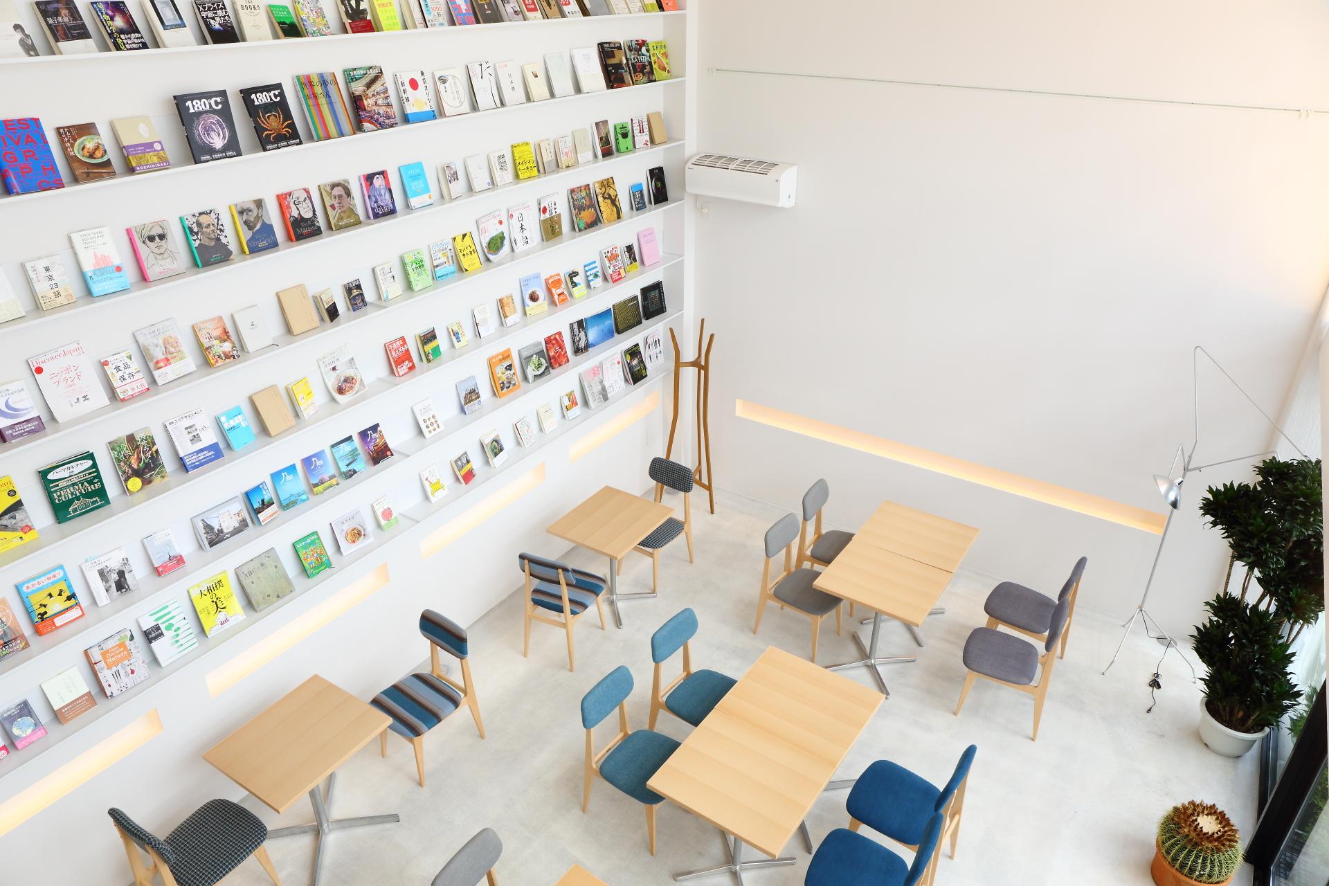 日本橋浜町にブックカフェと多彩なイベントが開催される「Hama House」オープン