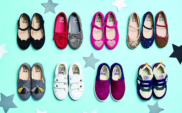 oriental traffic kids shoes
