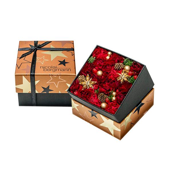 ニコライ バーグマンのクリスマス限定フラワーボックス
