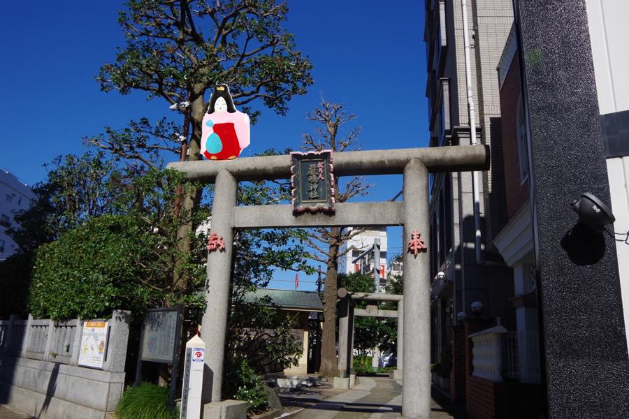 辨財天@厳島神社