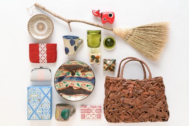 小鹿田焼、やちむん、こけし。民芸品を全国各地から集めた「isetan mingei」が常設展開に!