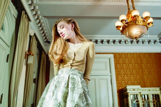 マッシュスタイルラボより、ドレスを軸にした新ブランド「CELFORD」今春デビュー