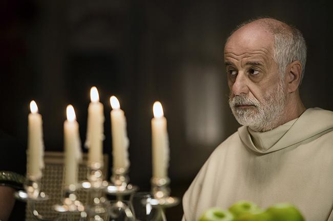 修道士は沈黙する