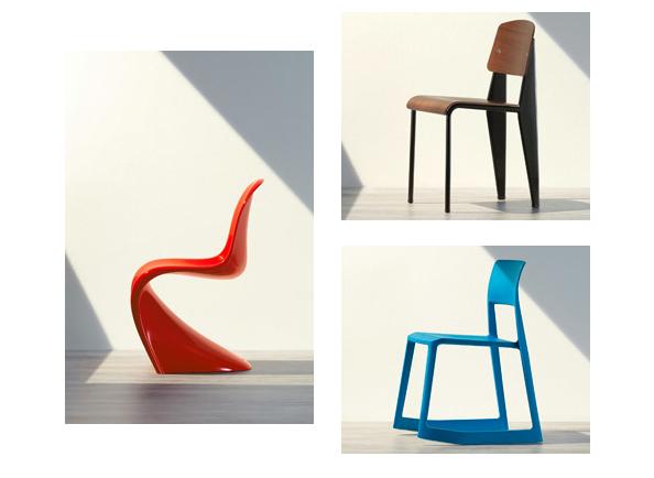 リビングデザインセンターOZONEにて、「Original Comes from Vitra」展を開催