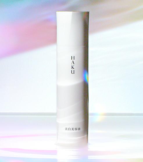 美白ブランド〈HAKU〉の最高傑作「HAKU メラノフォーカスV」が誕生
