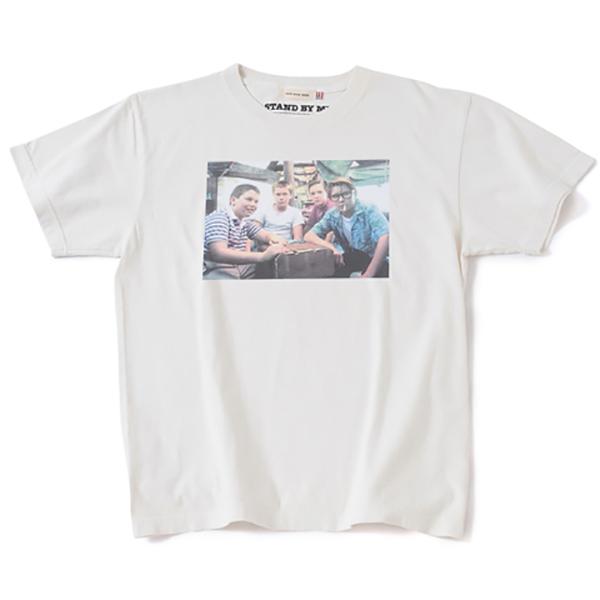 「スタンド・バイ・ミー」の映画Tシャツ【DYHI No.127】