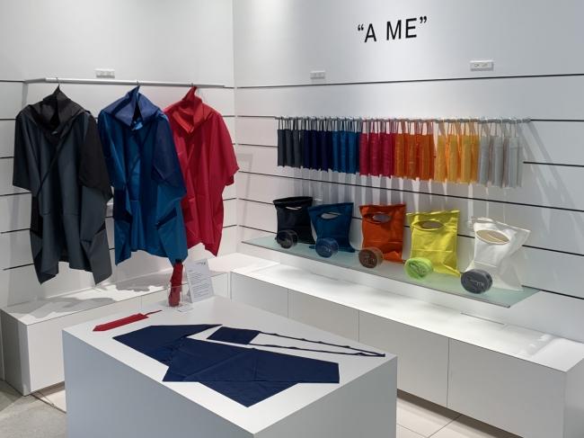 MoMA Design Storeに「me ISSEY MIYAKE」新作レインアイテムが期間限定で登場!